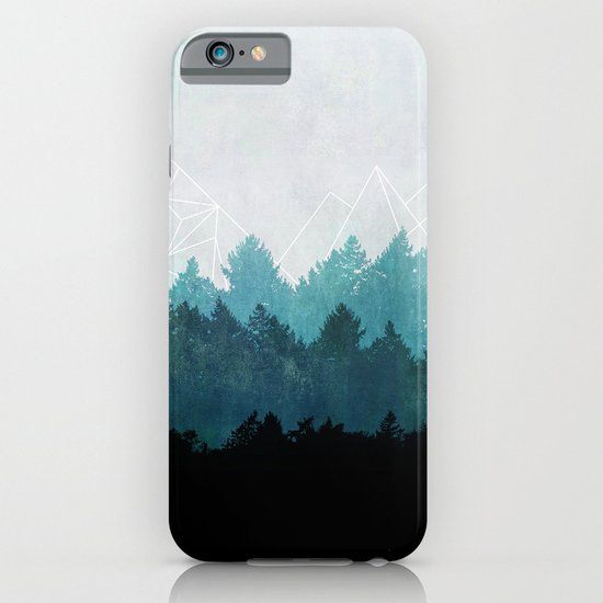 Woods Abstract  iPhone & iPod Case
