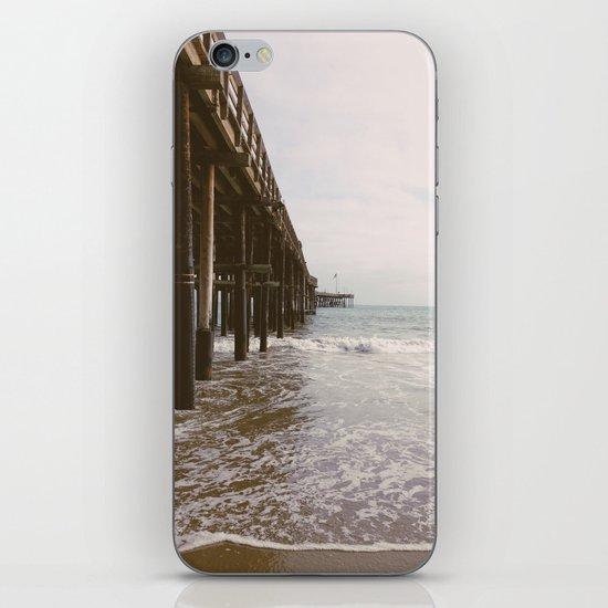 Ventura Pier iPhone & iPod Skin