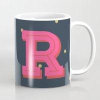 R is for Rad Mug