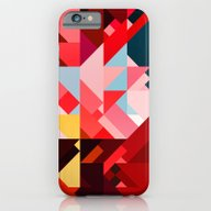 Triangle Color iPhone 6 Slim Case