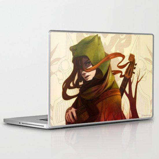 lamento Laptop & iPad Skin