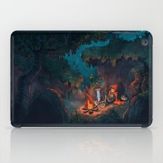 The Weary Traveller Rests iPad Case