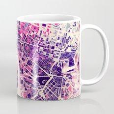 London Mosaic Map #2 Mug
