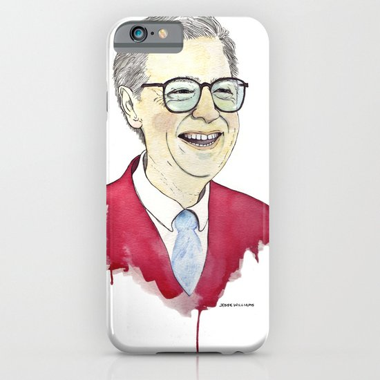 MR. Rogers iPhone & iPod Case