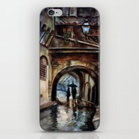 Alleywalkers iPhone & iPod Skin