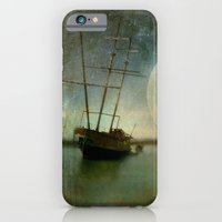 iPhone & iPod Case featuring Shipwreck on Lake Ontario by Michelle Anderson