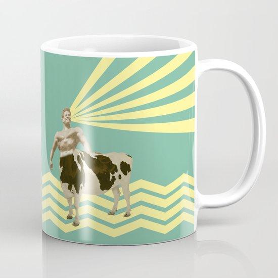 The real muscular cow-boy  Mug