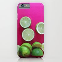 Cherry Limeade iPhone 6 Slim Case