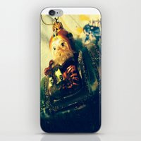 Super Santa iPhone & iPod Skin