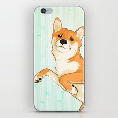 I am not a fox! iPhone & iPod Skin