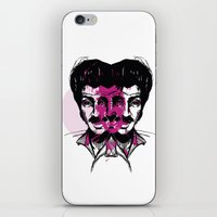 Yeah_Yeah. iPhone & iPod Skin