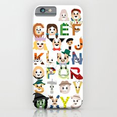 Oz-abet (an Oz Alphabet) Slim Case iPhone 6s