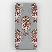 Harmony Grey iPhone & iPod Skin