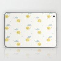 Little Sun white Laptop & iPad Skin