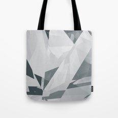 Ice cracks #1 Tote Bag