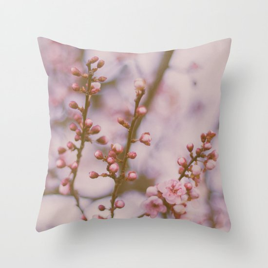 Small & Soft Throw Pillow