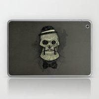 Old Skull Laptop & iPad Skin