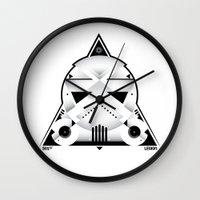 501st legion Wall Clock