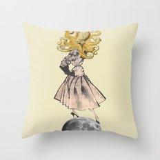 Fashion Weak Throw Pillow