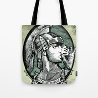 Italian Express Tote Bag