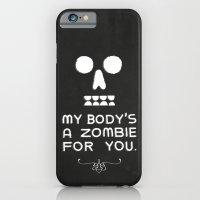 Zombie Love iPhone 6 Slim Case