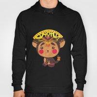 The Little Monkey King Hoody