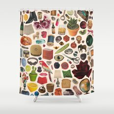 TABLE OF CONTENTS Shower Curtain