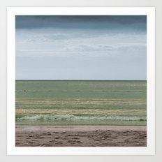 Seascape No. 1 Art Print