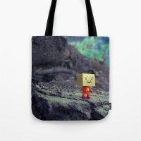 i like it here Tote Bag