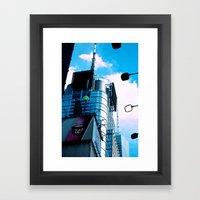 Wonders For The Eyes Framed Art Print