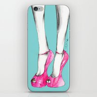 Giuseppe Zanotti Shoes iPhone & iPod Skin