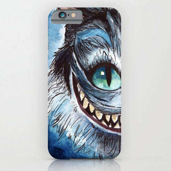Cheshire Cat iPhone & iPod Case