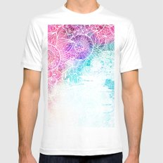 Sunny Cases XXIII White Mens Fitted Tee SMALL