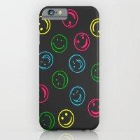 Happy Faces iPhone 6 Slim Case