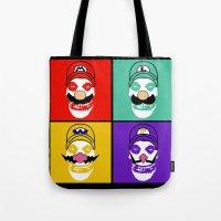 N. Misfit 4 (b) Tote Bag