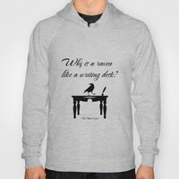 Alice In Wonderland Why … Hoody
