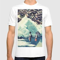 Surreal Mens Fitted Tee White SMALL