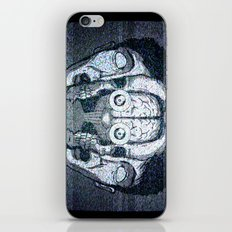 Expand your mind iPhone & iPod Skin