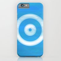 iPhone & iPod Case featuring Water Sight by mentalX