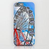 Red, White & Blue Ferris… iPhone 6 Slim Case