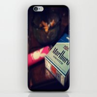 Marborol Smooths iPhone & iPod Skin