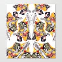 Madeline Mirage  Canvas Print