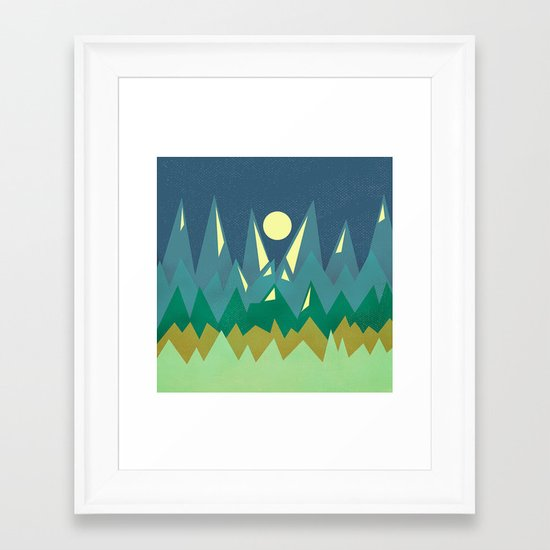 Textures/Abstract 109 Framed Art Print