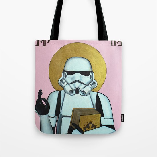 """EMPIRE"" - Star Wars, Stormtrooper Tote Bag"