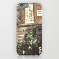 Villa Les Violettes iPhone 6 Slim Case