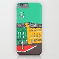 City Life // European Architecture iPhone 6 Slim Case