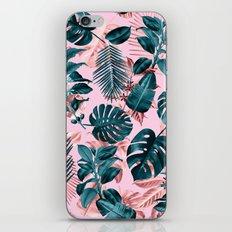 Tropical Garden III iPhone & iPod Skin
