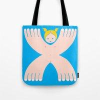 I´m a girl Tote Bag