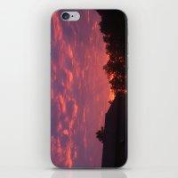 Summer Sunrise iPhone & iPod Skin