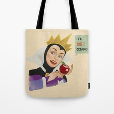 One bite changes your entire life Tote Bag